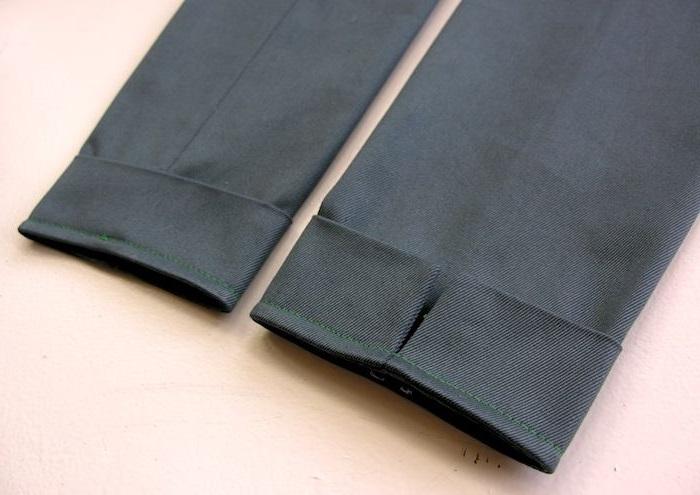 Подшив пиджака