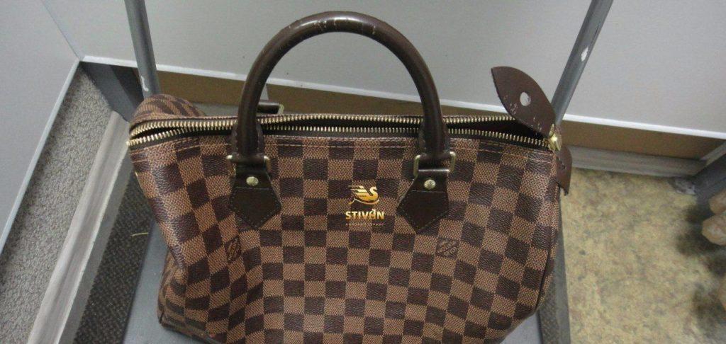 Ремонт сумок Луи Вуитон в Москве